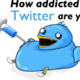 Warning signs of Twitter Addiction You are warned that you are addicted to Twitter when You: Get excited when some one follows you on Twitter. Feel the end of the...