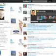 HoverMe is a Chrome Browser Extension you can get that when you hover over the Twitter.com page you can see the links of other social media sites of a given...