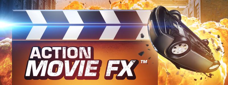 Resultado de imagem para action movie fx