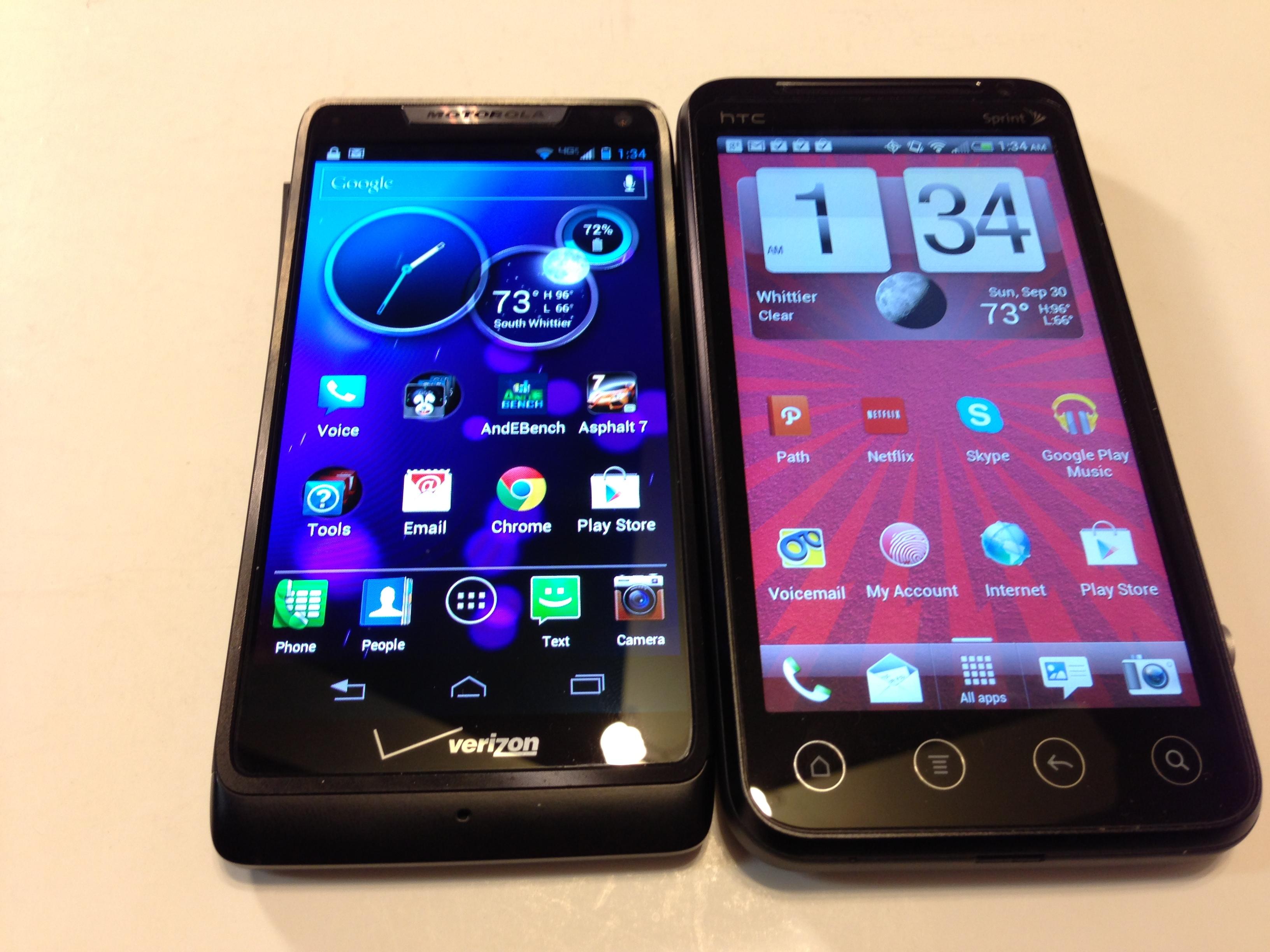 HTC EVO V 4G Review @VMUCare @virginmobileus