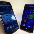 Samsung Galaxy Note II GT-N7100 – factory unlocked- 16GB Gray HTC Windows Phone 8X, Blue 16GB (AT&T)