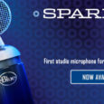Blue Microphones Spark Digital Studio-Grade Condenser Microphone for Apple iPad and USB 2.0