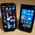 Samsung Galaxy S4 vs. Nokia Lumia 920 Trackback Link: http://thechrisvossshow.com/samsung-galaxy-s4-vs-nokia-luma-920/