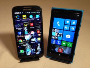 samsung galaxy s4 vs nokia lumia 920 price