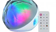 """Yantouch.com - 300% Sound boost - Spherical resonant & smart volume control patents pending - World first """"Music+Light"""" LED Lifestyle Bluetooth Speaker - High class Diamond cut with unique plating..."""