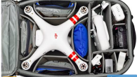 ThinkTankPhoto.com A kit of ten dividers for our Airport Accelerator backpack (sold separately) allowing you to carry your DJI Phantom 2™ and equivalently sized DJI quadcopters. The smart layout allows...