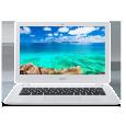 Acer.com Chrome OS™ NVIDIA Tegra K1 CD570M-A1 Quad-core 2.10 GHz 13.3″ Full HD (1920 x 1080) 16:9 NVIDIA Shared Memory 2 GB, DDR3L SDRAM