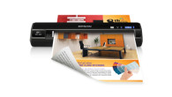 Epson.com Type: Sheet Fed, Simplex, A4, color scanner Scan Method: Fixed carriage and moving document Paper Supply: Manual feed (face down) Optical Sensor: 1200 dpi color CIS with 10,368 pixels...