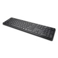 Kensington.com FEATURES Switching buttons allows you to quickly alternate between wired and Bluetooth connection Full-size keyboard layout features six rows including numeric keypad Power can be supplied to the keyboard...