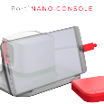 Nanoconsole.com TURN YOUR SMARTPHONE INTO A SMART TV. JUST CONNECT AND PLAY. Connect your mobile device to any HDMI-enabled display.* Control your smartphone or tablet remotely from anywhere in the...