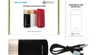 Amazon.com Description: The power bank requires only 2.5 hours to be fully charged. Automactically cut off power when fully charged. With high quality original 4.35V LG high-voltage battery cells, the...