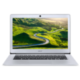 Acer.com The Acer Chromebook 14 has everything you'd expect and then gives you more. For one thing, it's completely encased in aluminum alloy. Then you get a bigger 14-inch anti-glare...