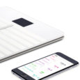 Withings.com Weigh smarter While people focus on weight, full body composition helps you know what goes into that number, so you can pinpoint your efforts. Weight Fat mass Muscle mass...