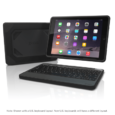 Zagg.com Rugged Folio construction layers Includes1 Rugged Book keyboard and case, 1 micro USB to USB charging cable, and an owner's manual. BatteryThe Bluetooth keyboard uses a powerful lithium polymer...