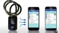 Nuvending.com CONVENIENCE: keyless, no combos, Apps work for Both iOS and Android (iPhone 4s and above – Android 4.3 with Bluetooth 4.0 above) ALARM: Vibration, breakage, dissambly and cable clipping...