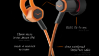 V-moda.com TECHNICAL DETAILS What's Included? Forza 8 pairs of BLISS™ 3.0 fittings in XS, pre-installed S, M and L sizes 3 pairs of ActiveFlex™ sport fins 1 pair of ActiveFlex™...