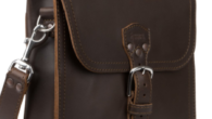 Saddlebackleather.com Description Unparallelled 100-Year Warranty, details here. Free Shipping, details here. Built with the toughest materials around: full-grain leather, pigskin lining, and marine-grade polyester thread (more commonly found on ship...