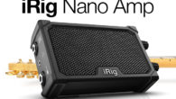 See on Amazon at: http://amzn.to/2pHDMUs Ikmultimedia.com The versatile micro amp with built-in iOS interface iRig Nano Amp What if you could carry in the palm of your hand a guitar...