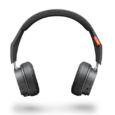 Plantronics.com Features Memory foam Wireless range 18 hours of listening and talk time 40 mm drivers with Plantronics signature audio Wideband-enabled mic On-ear controls Connect multiple devices Stay charged with...