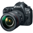 Canon.com This makes for great Summer vacation shooting!!! Features – New 30.4 Megapixel full-frame CMOS sensor for versatile shooting in nearly any light, with ISO range 100-32000; expandable up to...