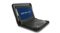 "Maxcases.com Key Features: Stylish and slim, this ""Always-On"" case allows you to work directly from your case keeping it safe ""Always"" Keep your laptop secure with its non-scratch tech grip..."