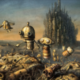 Review of Machinarium iPad 2 Game