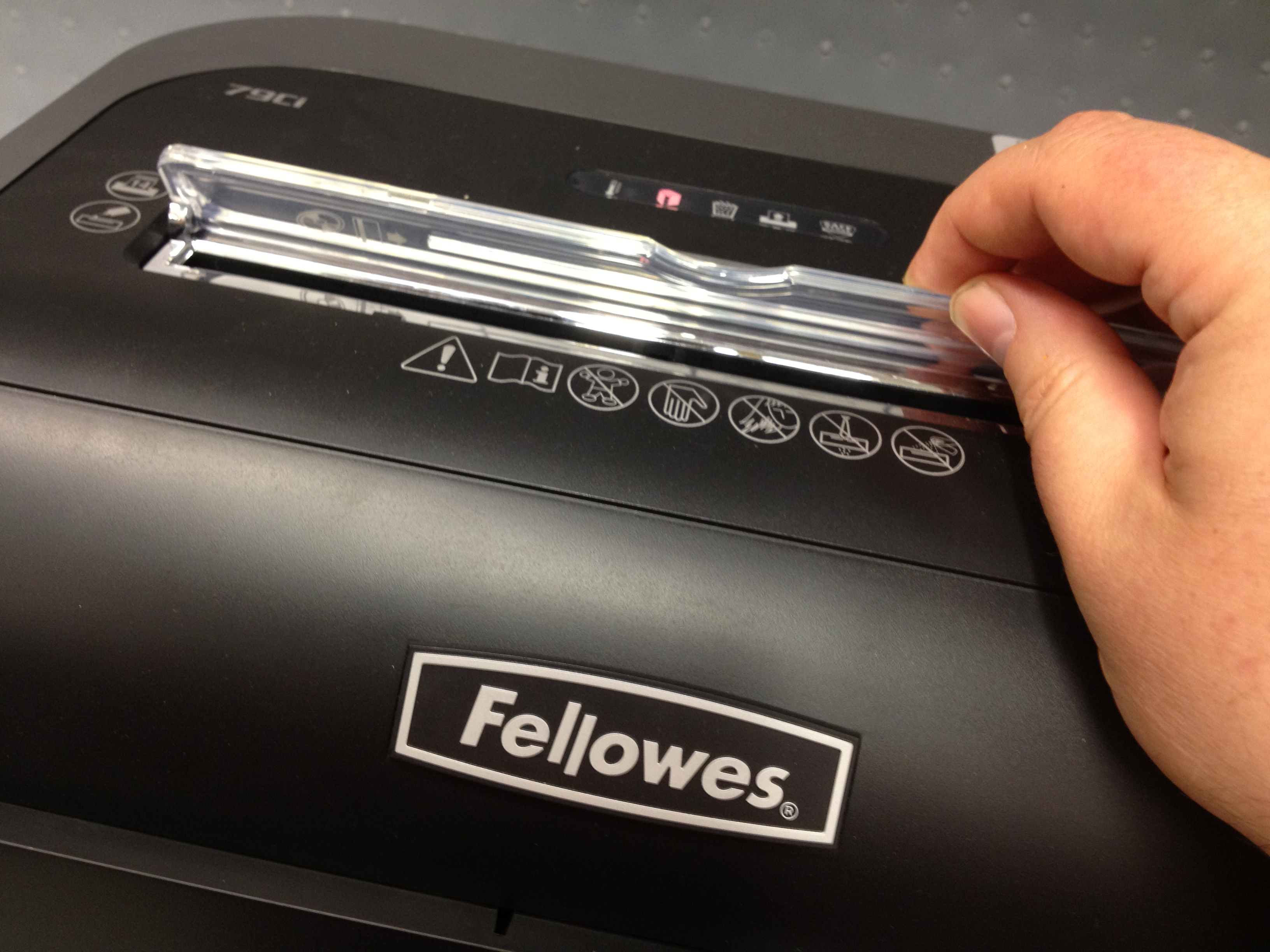 fellowes 79ci 100 jam proof shredder review fellowesinc