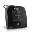 The Ultimate 4G Hookup with the Hotspot: 3G/4G Mobile Hotspot Sprint® 4G Network Connect up to 5 Wi-Fi Enabled Devices MicroSD Slot for Shared Network Storage LCD Display See more...