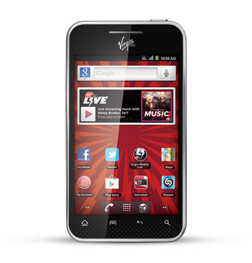 LG Optimus Elite Virgin Mobile Review