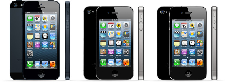 iPhone 5 vs. iPhone 4S Review
