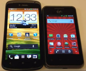 HTC One S vs. iPhone 4S Review