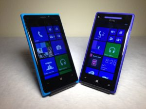 Nokia Lumia 920 vs. HTC 8X Review