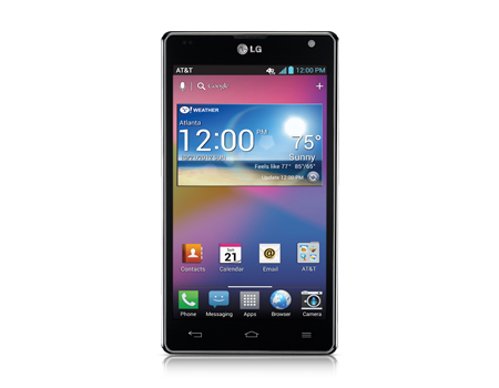 LG Optimus G AT&T Review