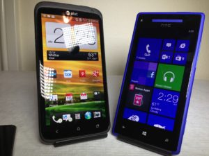 HTC One X vs. HTC 8X Review