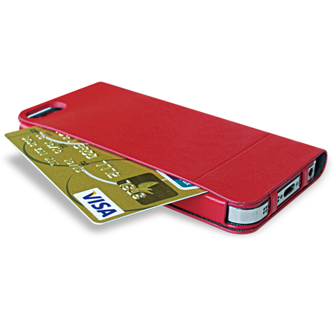 Ozaki O!coat-Aim Folio Leather Case For iPhone 5 Review