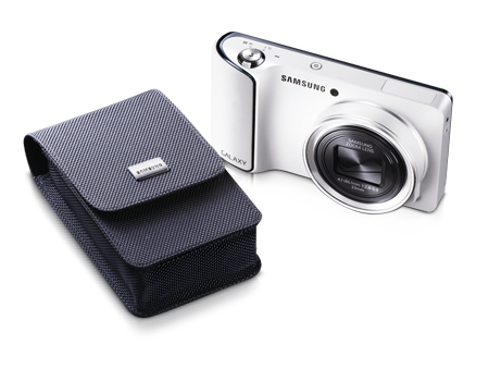 Samsung Galaxy Camera Case Pouch Review