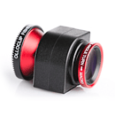 olloclip lens system for iPhone 5 – Red