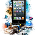 Lifeproof Case for Apple Iphone 5 – Black