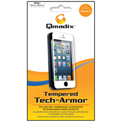 Qmadix Tempered Tech-Armor iPhone 5 Review - The Chris Voss Show