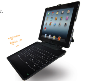 Hatch&Co 2-Skinny iPad Keyboard Case Review @hatchnco - The Chris Voss Show