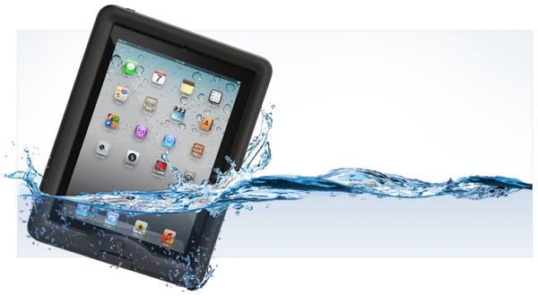 Lifeproof nuud Case for iPad Review @Lifeproof - The Chris Voss Show