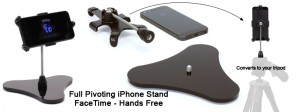 Ped4 Planet BH50 iPhone 5 Stand Review @thoughtout - The Chris Voss Show