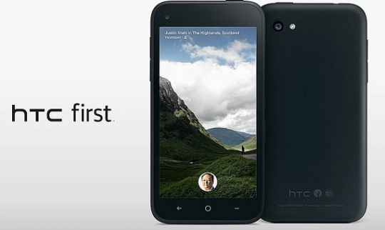 HTC First Review #attmobilereview - The Chris Voss Show
