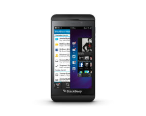 Blackberry Z10 Review #attmobilereview - The Chris Voss Show