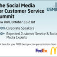 Only 3% of businesses have successfully managed customers across multi-channel (Genesylabs). Want to leverage social media for customer service success? Want to be one of the 3% of businesses doing […]