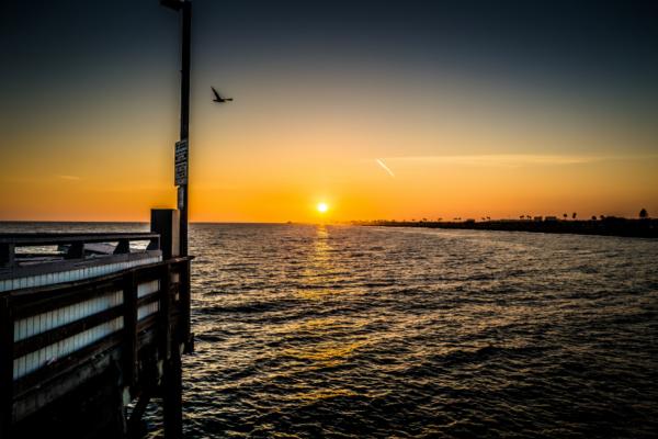 Newport Beach Sunset Chris Voss Photography-0000