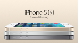 Apple iPhone 5S Gold The Chris Voss Show