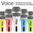 IKMultimedia.com Features Handheld vocal microphone delivers professional sound quality Compatible with iPhone, iPad, iPod touch, newer Mac models and Android devices Compact cardioid pattern minimizes feedback Constructed of durable, lightweight […]