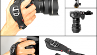 Kickstarter Peak Design Link PeakDesignltd.com Clutch™ is the only quick-connecting, quick-adjusting camera hand strap ever made. Clutch gives you security when you need it, but also allows instant access to...