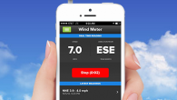 Weatherflow.com Take & share wind reports anywhere The WeatherFlow Wind Meter is an anemometer that fits in your pocket. It works with Android & iOS devices like iPhone, iPod Touch,...